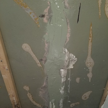 basement wall crack and foundation crack repair in Chicago